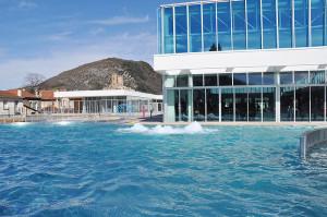 Le centre aquatique de Foix, 1A Avenue du général de Gaulle