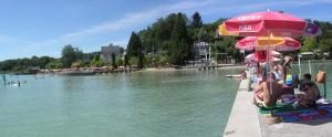 Le lac de Léran-Montbel